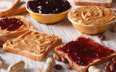 FPU Recipe: Peanut Butter & Jelly French Toast